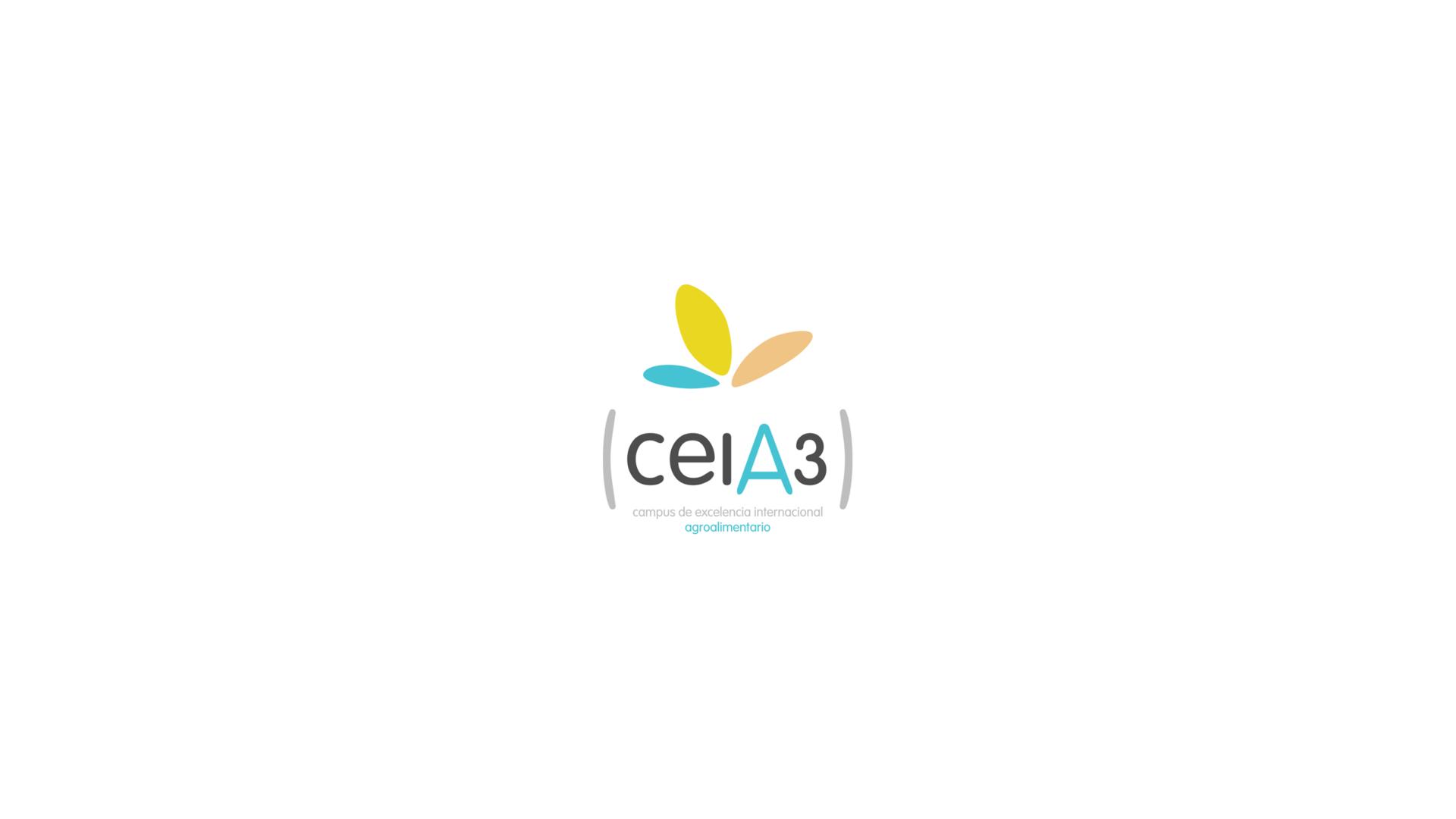 logotipo Ceia3 Campus de Excelencia Pliegues