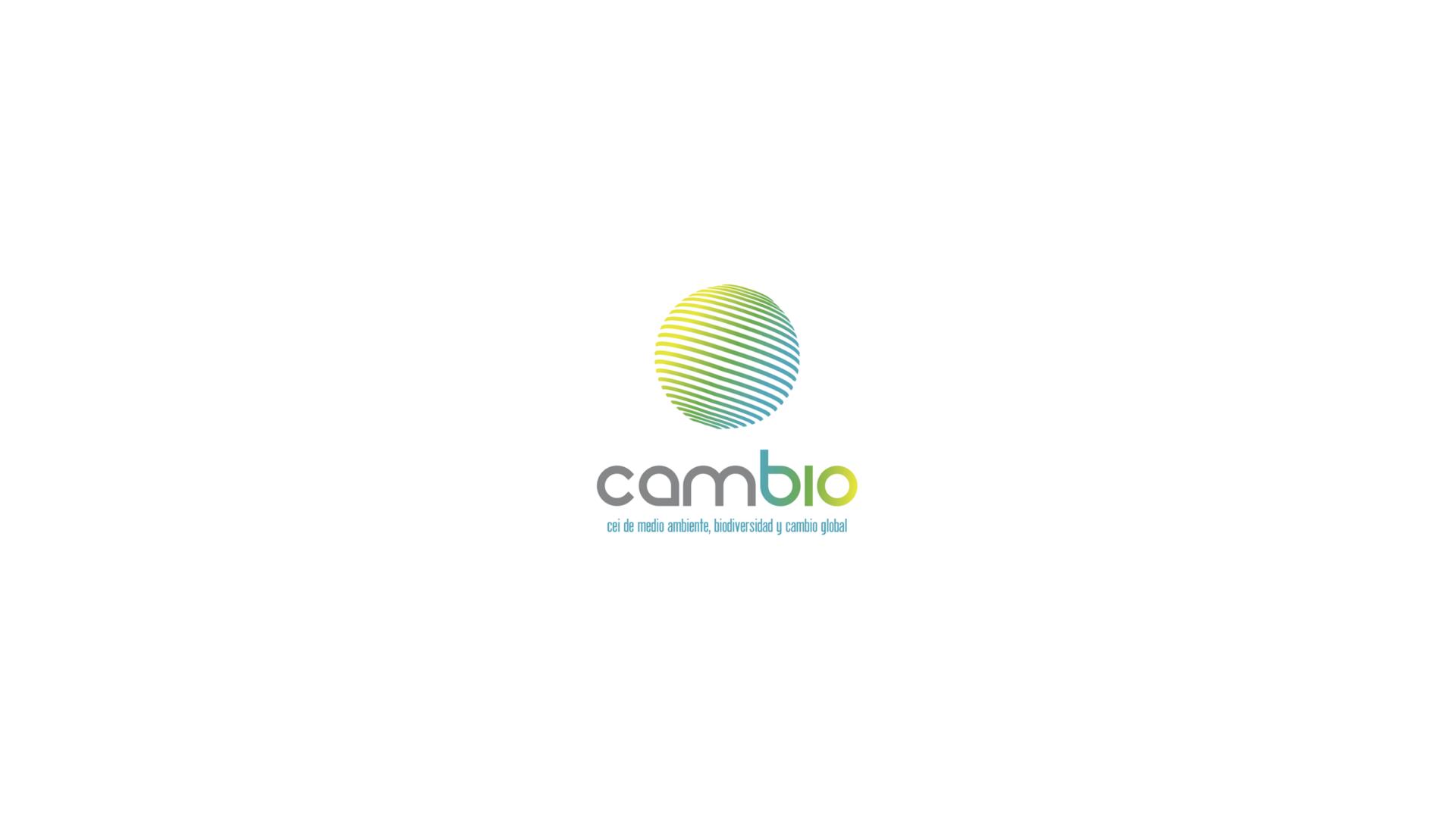 logotipo Cei Cambio Campus de excelencia Pliegues