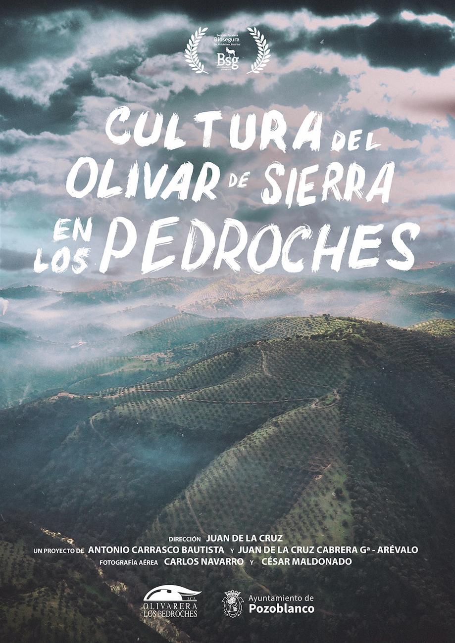 cultura del olivar de sierra en los pedroches pliegues