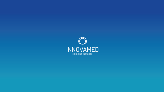 Logotipo Innovamed clínica medicina hiperbárica
