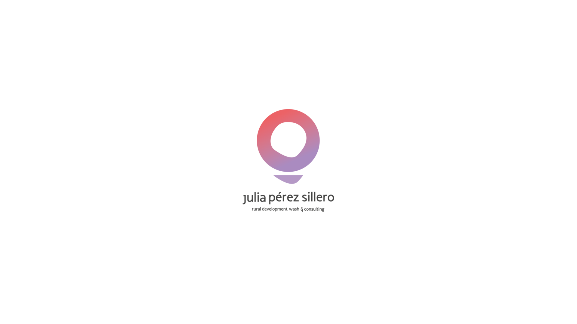 logotipo Julia Pérez Sillero Pliegues