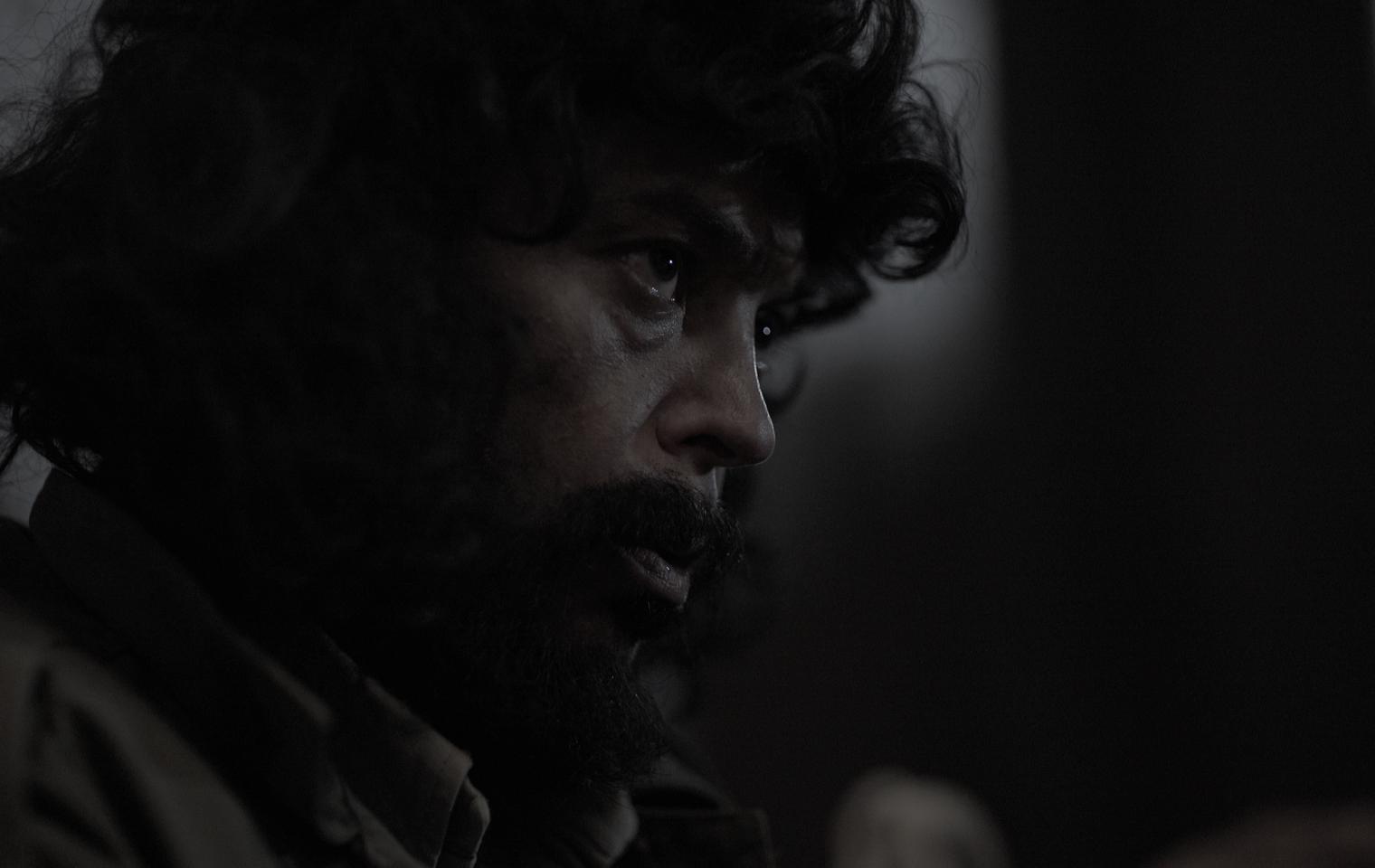 largometraje: La última mirada del Che Guevara Pliegues