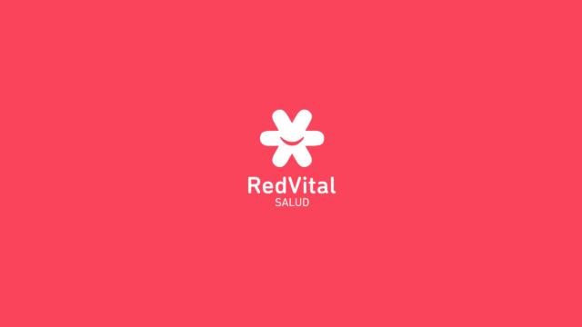 logotipo Red Vital Salud Pliegues