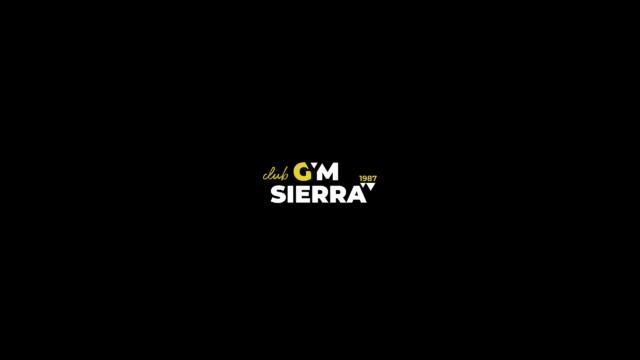 logotipo Club Gym Sierra Gimnasio en Córdoba Pliegues