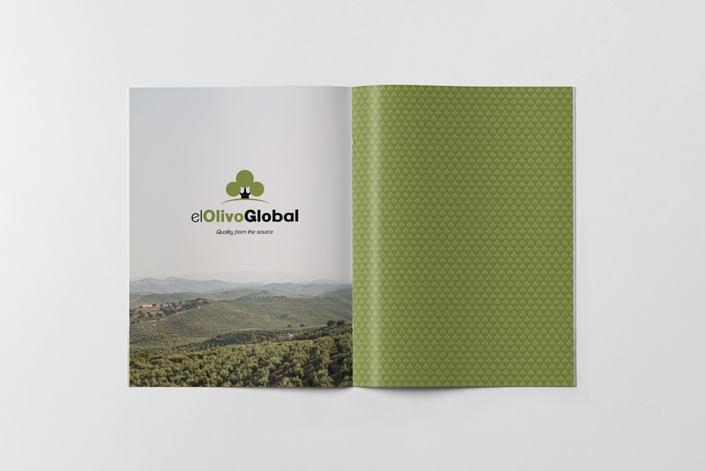 El olivo global Pliegues