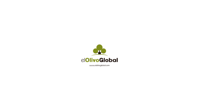 logotipo el olivo global Pliegues