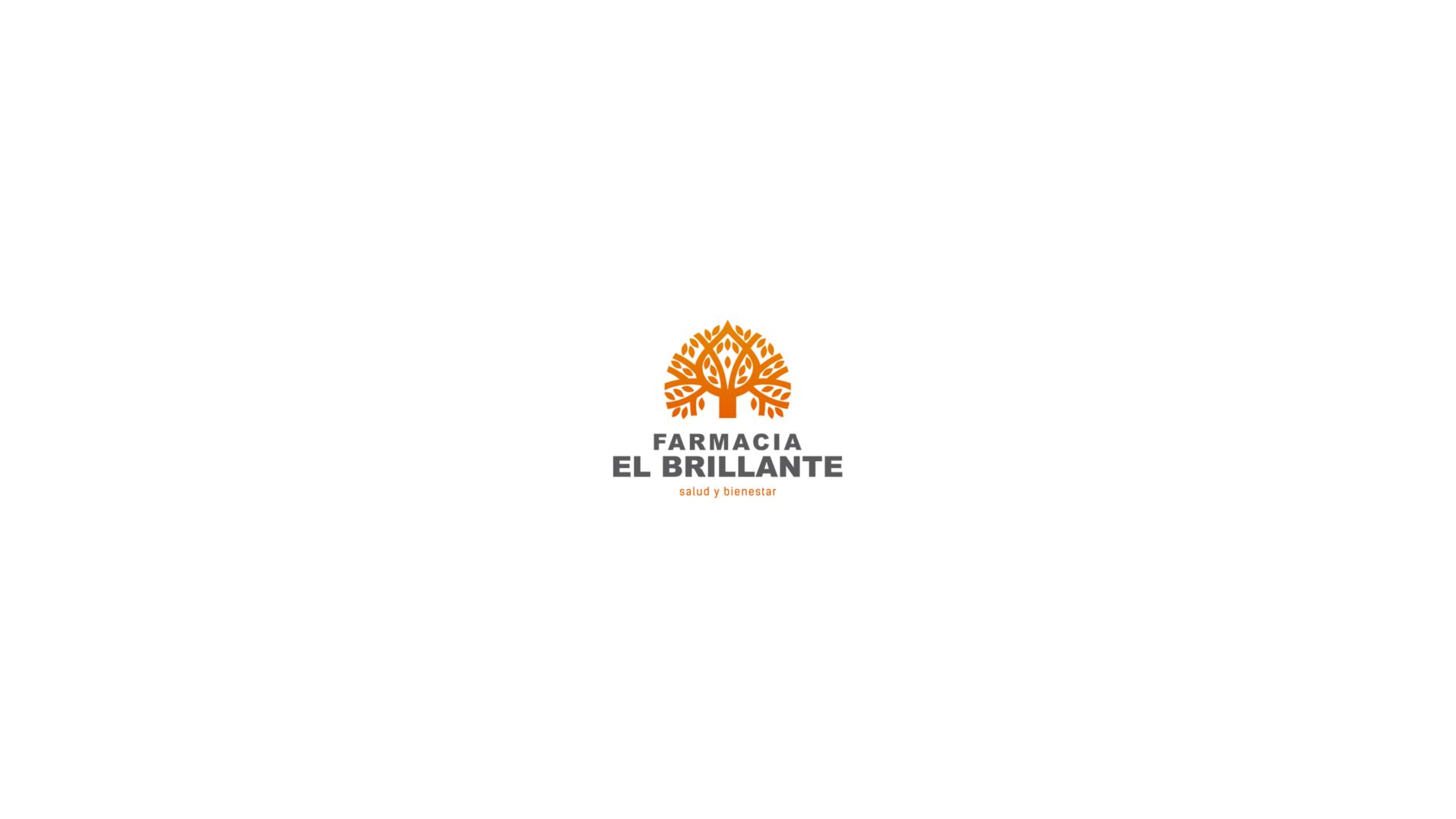 logotipo Farmacia el Brillante Pliegues