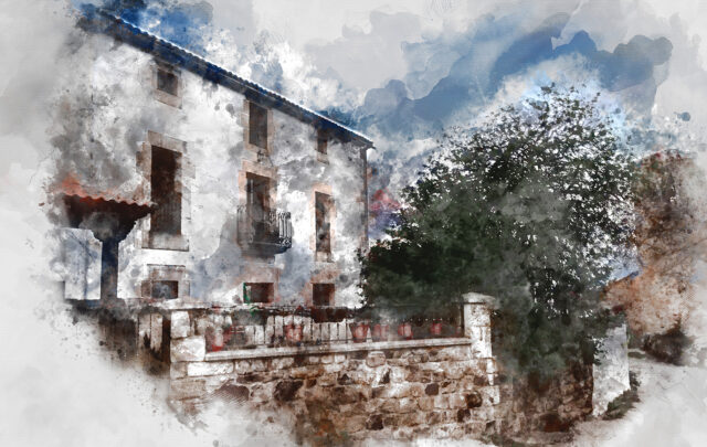 Diseño gráfico Saltamontes tienda de montaña en Córdoba Pliegues