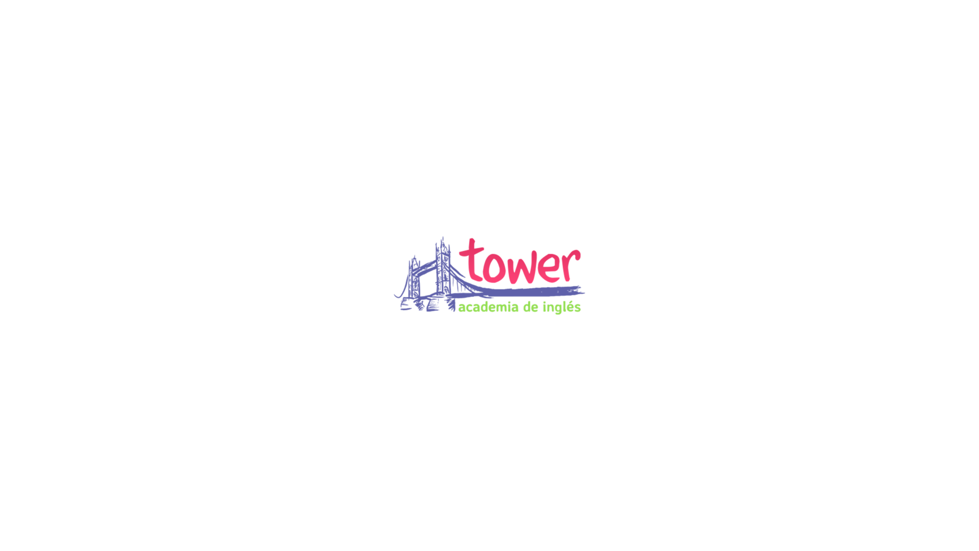 Logotipo Academia de inglés Tower Écija